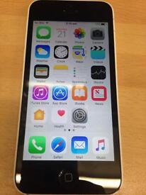 iPhone 5c on EE network 16GB slight fault
