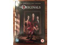 DVD boxset of Originals