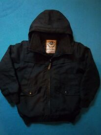 Next Boys Black Coat Age 7 IP1