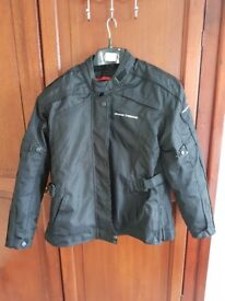 Ladies motor bike jacket