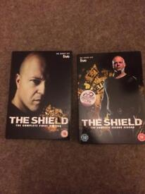 The Shield - series 1&2