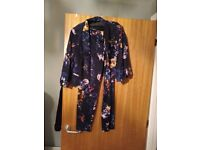 """super condition ladies suit size 12 and only 27"""" leg"""