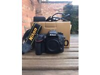 Immaculate Nikon D7100 SLR Camera / Body Only
