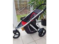 Phil and Teds Vibe Double Pushchair