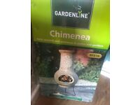 Chiminea brand new in box