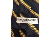 Giorgio Redaelli 100% Silk Tie - Made in Italy