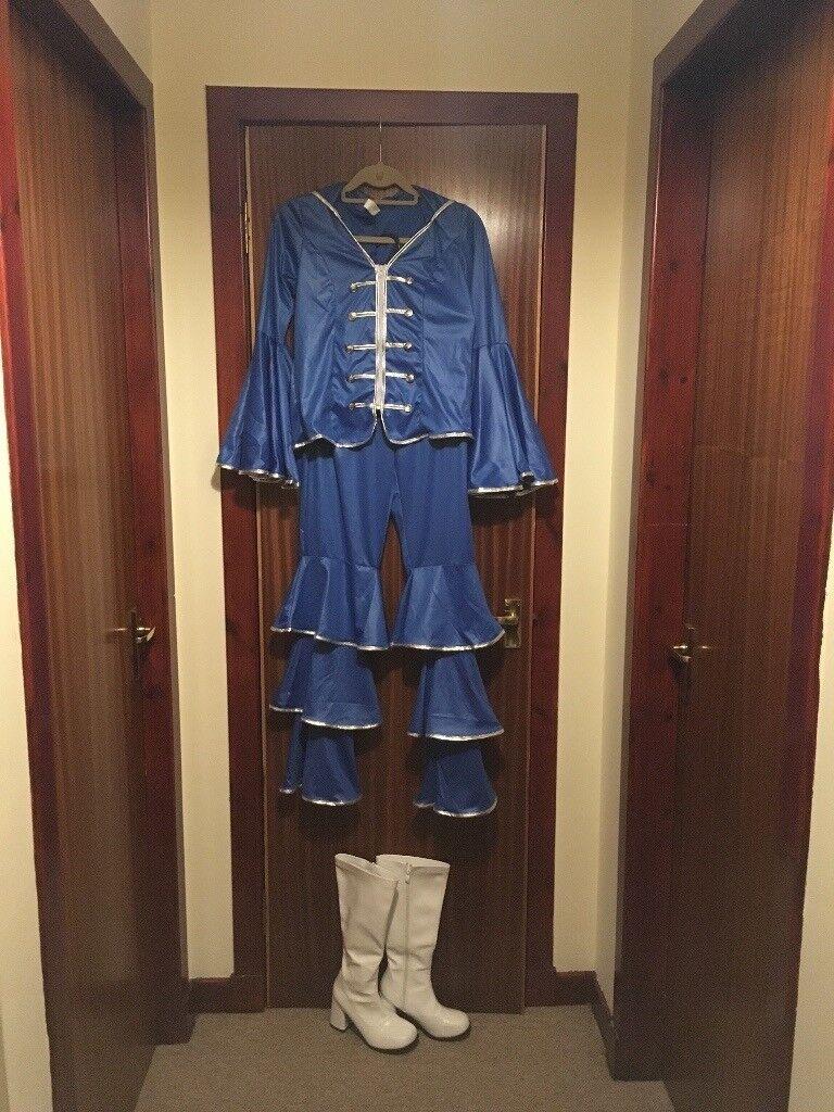 Fancy dress, ABBA, 70's, Disco, male/female