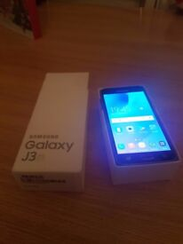 Samsung j3 open to all networks