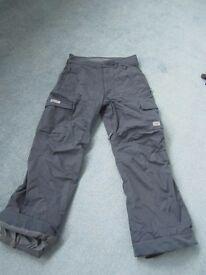 Helly Hanson Tech 3 waterproof trousers - never worn