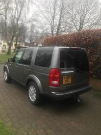 Land Rover discovery 3 2.7tdv6 se