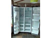 LG American Fridge Freezer