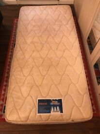 Single mattress, very good condition, collection only - £40