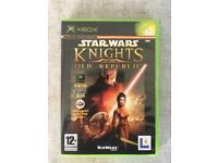 Star Wars Knights of the Old Republic - XBOX / XBOX One