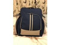 Picnic rucksack the greenfield collection:super deluxe with blanket