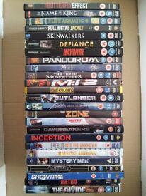 36 DVDs bundle - 5