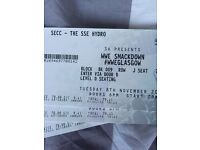 6 Ringside Tickets to Smackdown Live at the Hydro