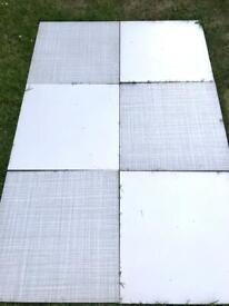 Bargain!! Very cheap!!! Italian wall/floor mosaic tiles 60x60cm for small projects