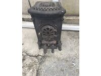 Log burner stunning item very heavy