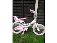 Jasmine 16in bike for girls