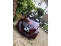 Stunning VW Beetle convertible