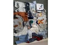 Boys' outfits bundle 0-3m