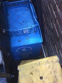 Jinn delivery box