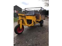 3 wheel utility buggy