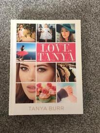 YOUTUBER TANYA BURR BOOK