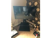 Selling TV and stand