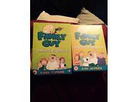 Family guy box sets season 1-10