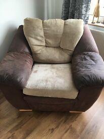 Sofa, sofa bed & chair