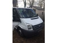 FORD TRANSIT TIPPER*****LOW MILEAGE******1 OWNER******NO VAT*****