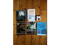 GCSE Revision Guides Dr Jekyll and Mr Hyde/ Mathematics/ never used.