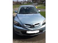 Mazda 3 Sport, LPG conversion, 120,000 miles, 2 litre