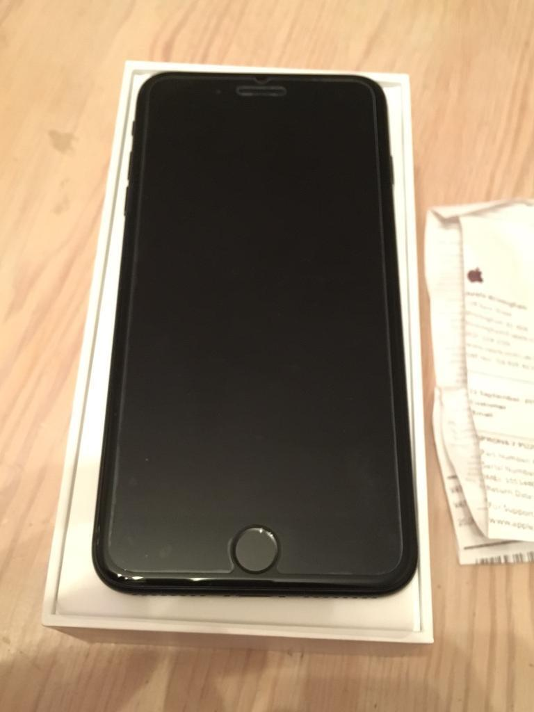 Apple IPhone 7 Plus 32gb Matte Black (Unlocked)