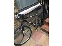 Very good condition OBREA push bike, cycle,