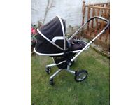 silver cross surf pushchair ( stroller pram buggy )