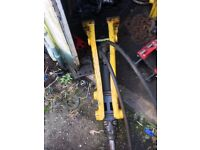 indeco hp150 hd hydraulic breaker/pecker mini digger excavator digger