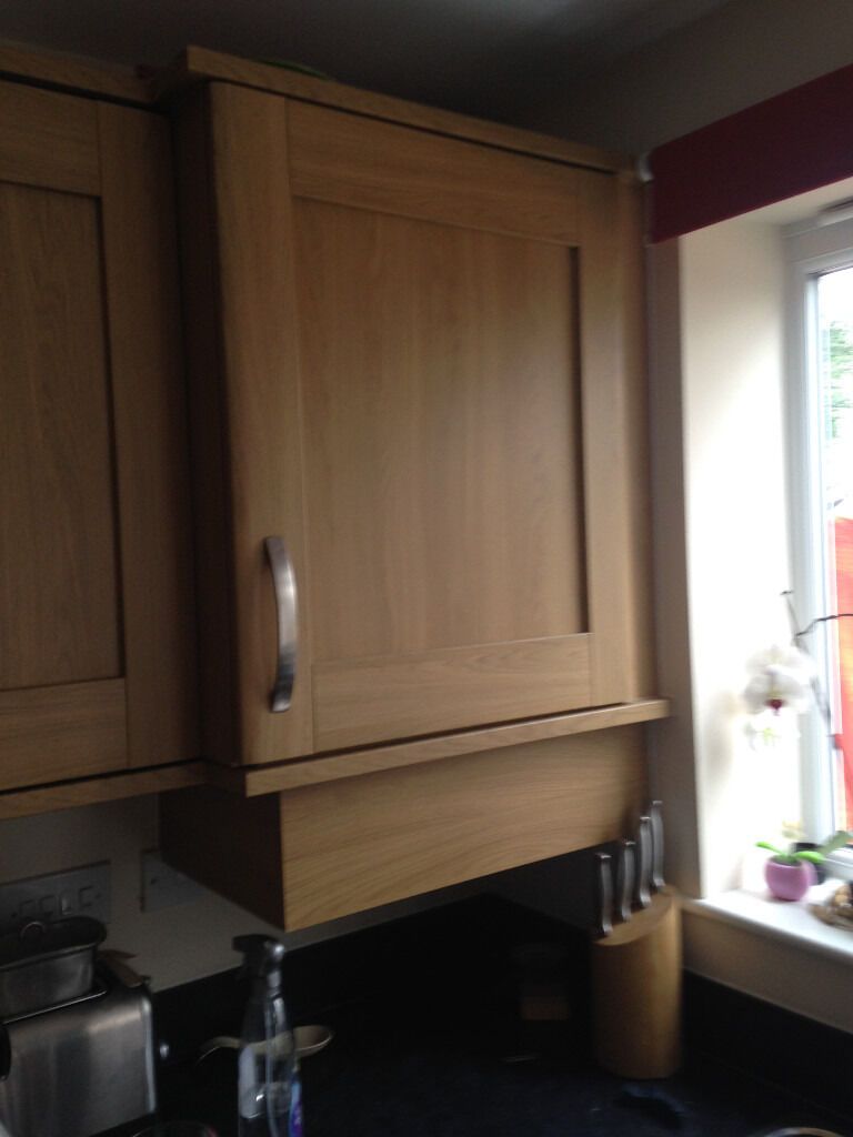 Kitchen Cabinets And Counter Top Wall And Floor Units In Leeds West