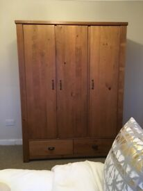 Dreams Camden 3 door wardrobe