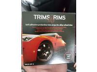 wheel rim protectors