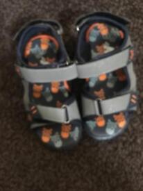 Boys sandals new