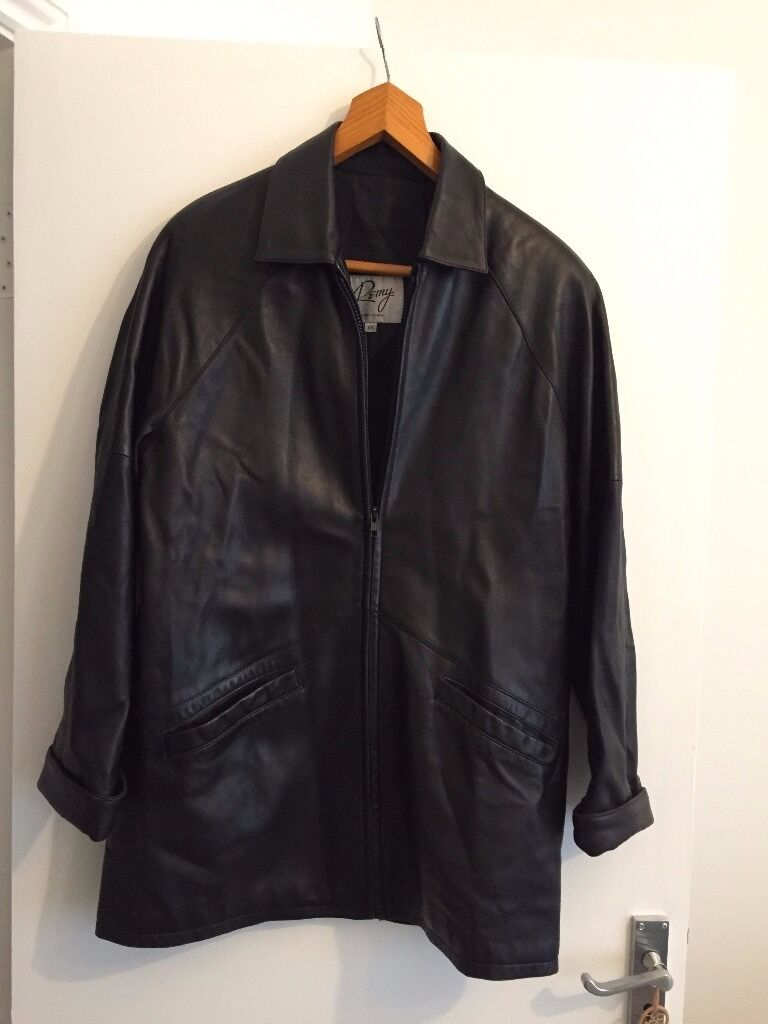 Ladies Leather Jacket for sale in Fulham | in Fulham, London | Gumtree