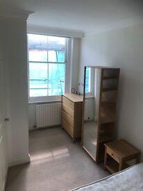Smart second floor flat to rent in Roland Gardens, South Kensington. 1 bedroom with lift