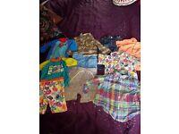 BLACK BAG BABY BOYS CLOTHES.TED BAKER,ZARA,NEXT,RALPH LAUREN,JUNIOR J,ETC. 6/9 MONTHS. AS NEW.£40.00