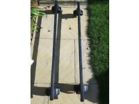 Lockable Roof bars to fit Seat Leon Hatchback