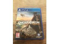 Ghost Recon Wildlands PS4 April 2017