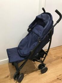 Cuggl Pram purely new condition used only 1 month for kids and with 2 Year Argos insurance included