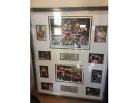 Large framed Tyson v Bruno