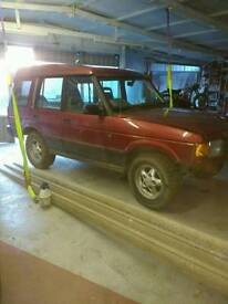 Landrover discovery 300 tdi breaking